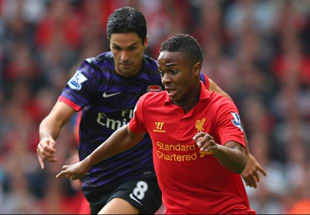 Liverpool youngster Sterling called up to England squad as Walcott misses Ukraine clash