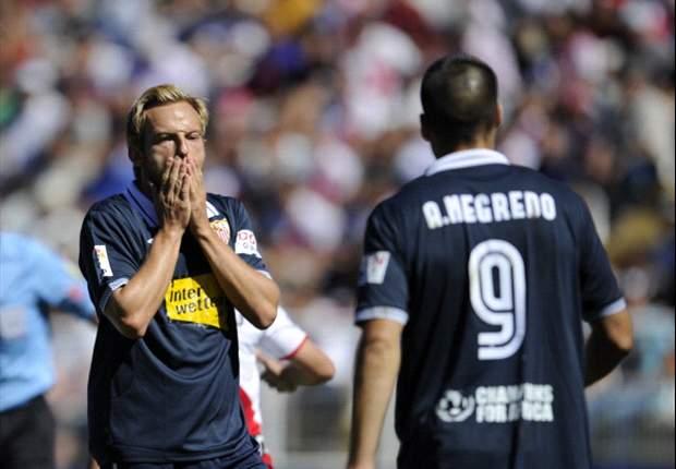 Alvaro Negredo Gagalkan Kemenangan Espanyol