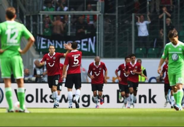ALL - Wolfsburg corrigé par Hanovre