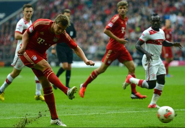 Bundesliga Team of the Week: Muller & Kroos fly the Bayern flag