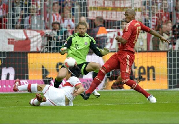 Jerome Boateng, sancionado dos partidos, se pierde los octavos de final de la Champions