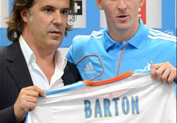 Marseille is the biggest challenge of my career, reveals new signing Joey Barton