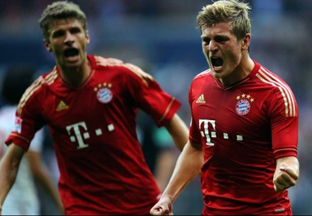 Bayern Munich 5-0 Hannover: Ruthless Bavarians run riot at the Allianz