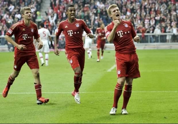 Klubrangliste: Der FC Bayern klettert in Europa auf Rang zwei
