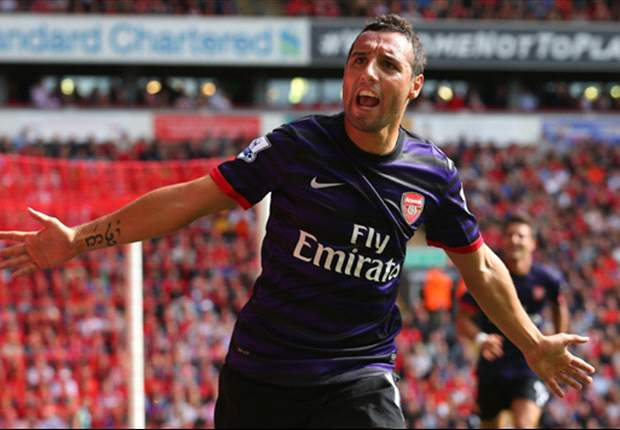 Premier League Team of the Week: Cazorla & Diaby star as Arsenal dominate our XI
