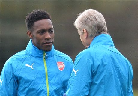 Welbeck: You can't fault Wenger