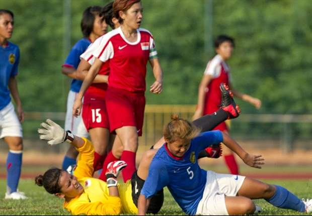Malaysia 5-1 Singapore: Tigresses prove too strong for Lionesses