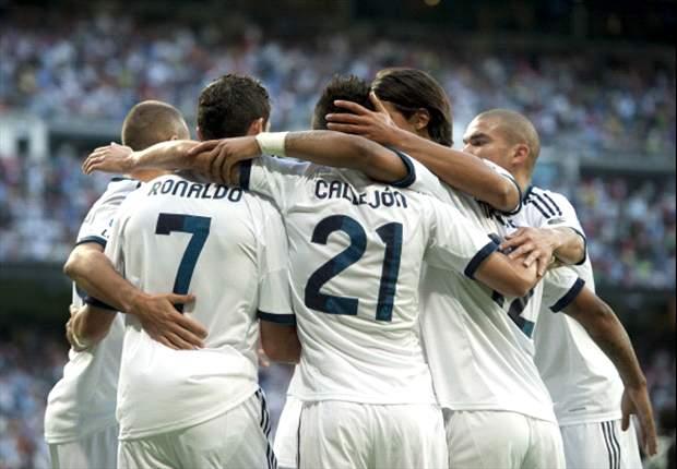 Cristiano Ronaldo Bawa Real Madrid Raih Kemenangan Pertama