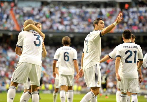 Real Madrid 3-0 Granada: Cristiano Ronaldo devuelve al Real Madrid a la senda ganadora