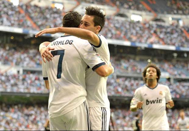 Real Madrid 3-0 Granada: Ronaldo at the double in comfortable win