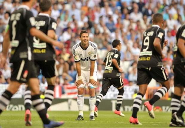 ESP, Real - Ronaldo sort sur blessure