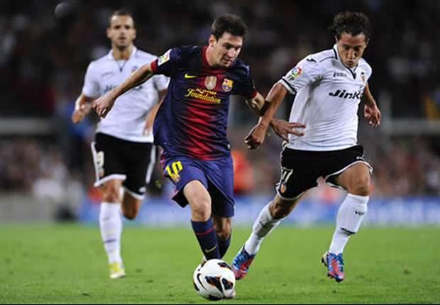 Andrés Guardado fue llamado por Valencia para enfrentar al BATE