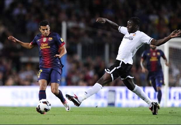 Barcelona Tekuk Valencia Di Camp Nou