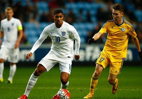 REPORT: England U21 3-0 Kazakh U21