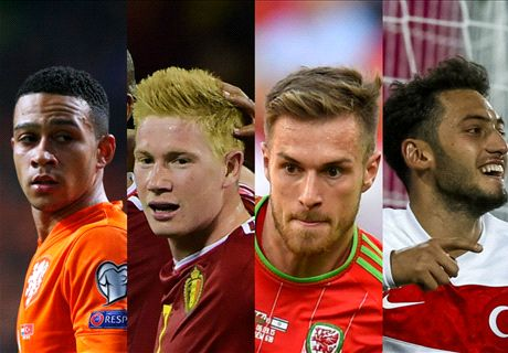 Euro 2016 qualifiers - LIVE!