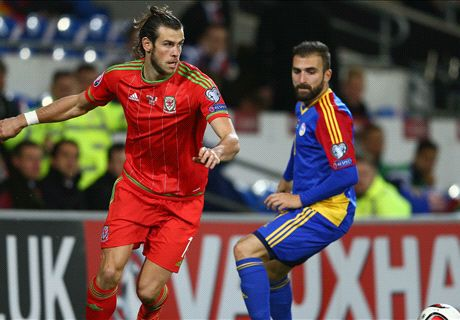 RATINGS: Ramsey the star for Wales