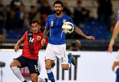 Italy 2-1 Norway: Azzurri comeback