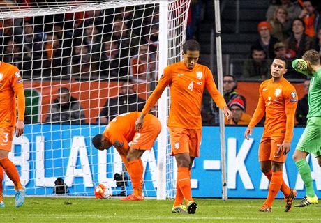 Oranje heeft op EK niets te zoeken