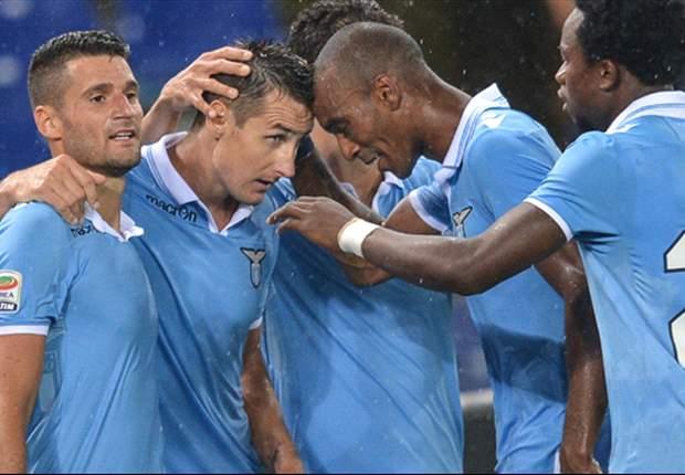"""Prima e a punteggio pieno, è una Lazio che fa ben sperare: """"Ora stiamo giocando seriamente, vogliamo la Champions"""""""