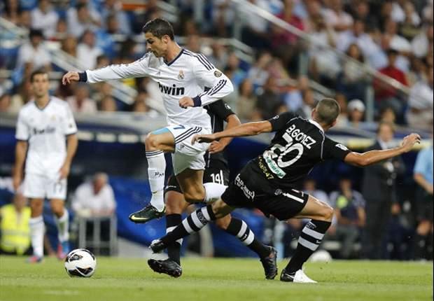 Granada-Real Madrid: Sigue en vivo la Liga BBVA en Goal.com
