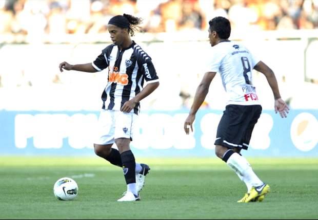 Stürmt Ronaldinho mit Atletico Mineiro zurück an die Tabellenspitze?
