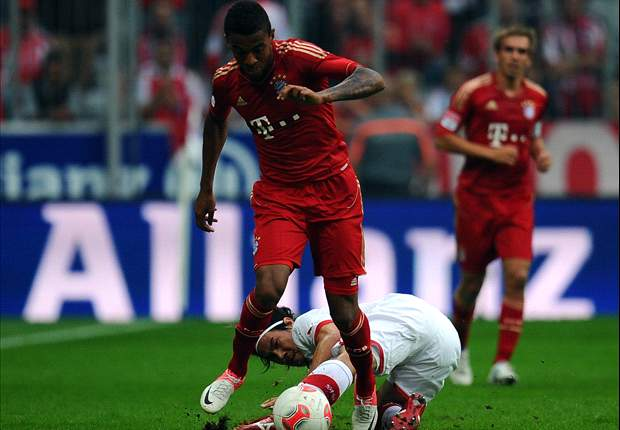 Bayern Munich suffer Luiz Gustavo injury blow