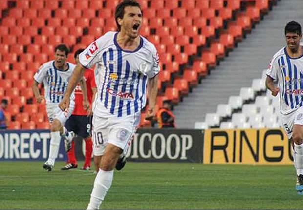 Agónica victoria de Godoy Cruz