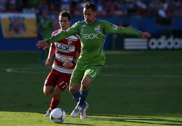 FC Dallas 1-1 Seattle Sounders FC: Zakuani makes first start of the season
