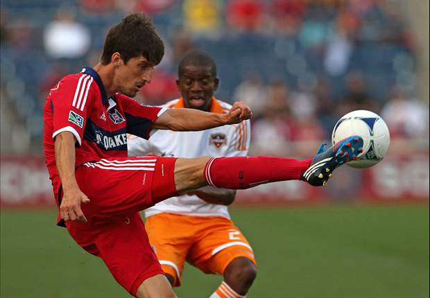 MLS Playoff Betting: Chicago vs. Houston
