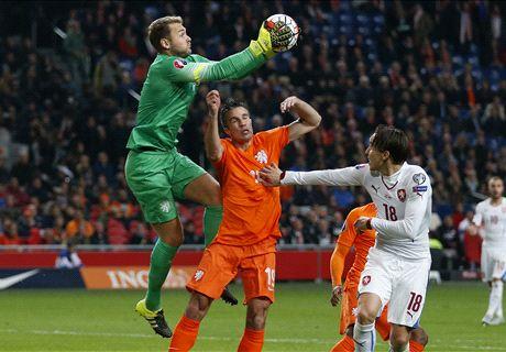 FT: Belanda 2-3 Republik Ceko