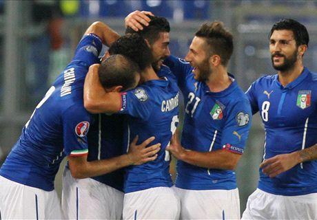 L'Italia vende cara la... Pellè: è primato