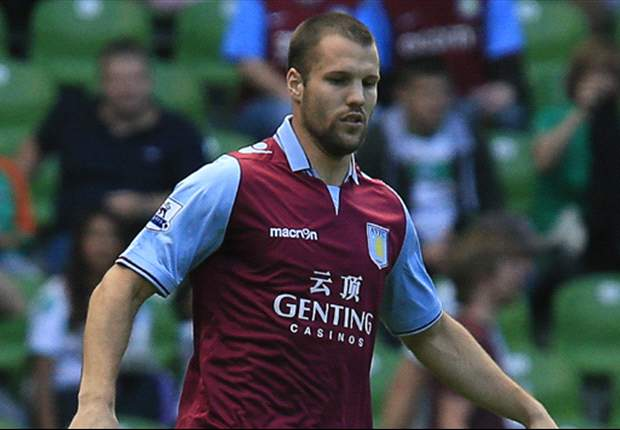 Aston Villa must not be overawed by Manchester City, warns Vlaar