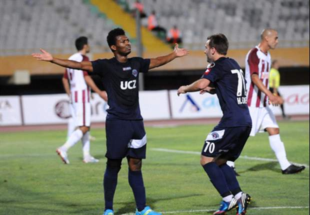Nigerians Abroad: Kasimpasa's Kalu Uche scores fifth goal in six league matches