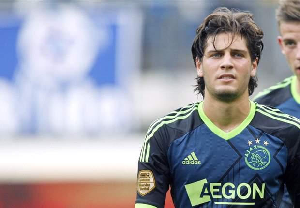 Ajax verhuurt Boccara aan Evian