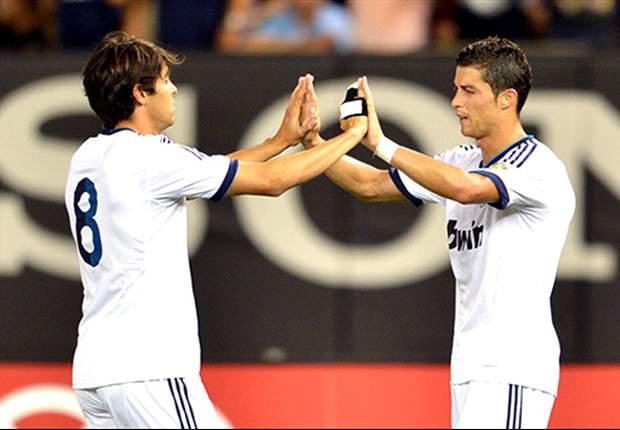 Kaká se diz motivado com palavras de Mourinho e mira 2014