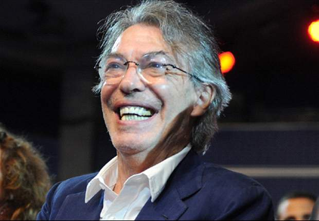 Moratti defends Inter's summer spending