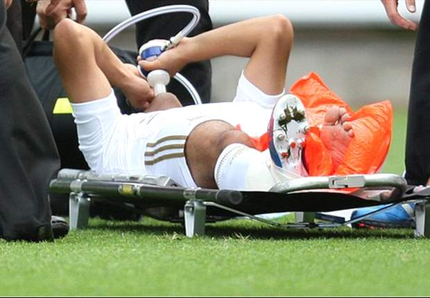 Swansea defender Neil Taylor trying to stay positive after season-ending injury