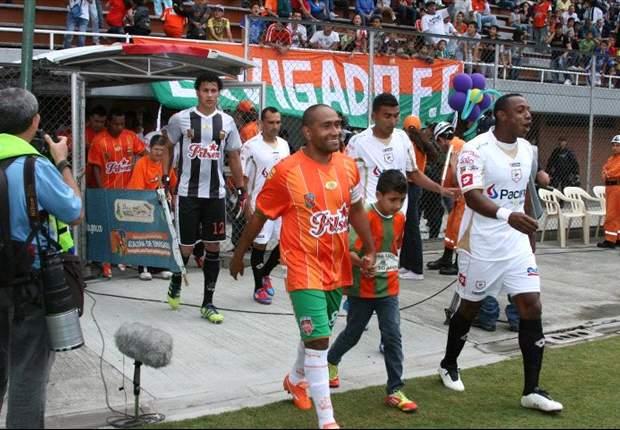 Néider Morantes completó 50 goles con Envigado