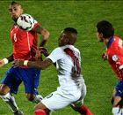 EN VIVO: Perú 1-1 Chile