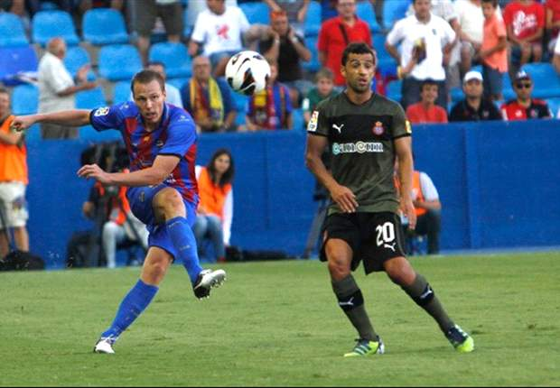 Simao: Con Aguirre, el Espanyol es un mejor equipo