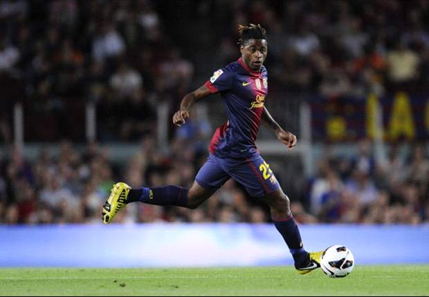 Alex Song not expecting January return to Arsenal