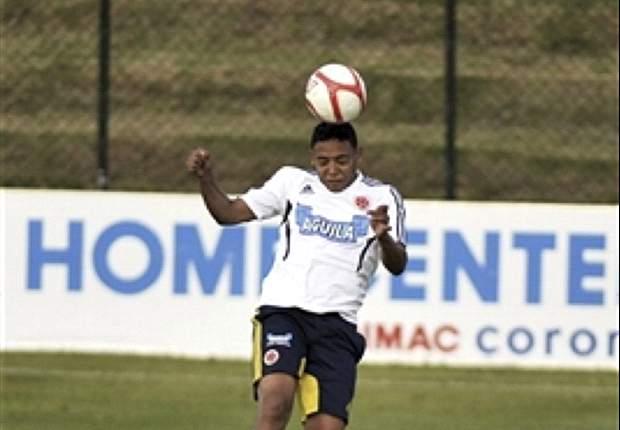 Primera baja en la selección colombiana