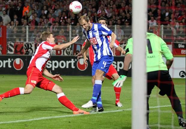 Hertha BSC mit Derbysieg zurück auf Platz eins?