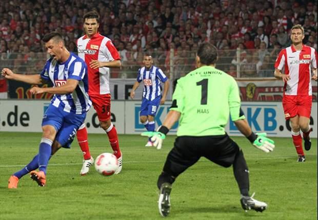 Hertha BSC: Sandro Wagner sieht sich als Erstligastürmer, Lasogga gibt sich geduldig
