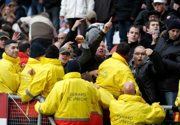 Fans Utrecht Dilarang Sambangi Amsterdam
