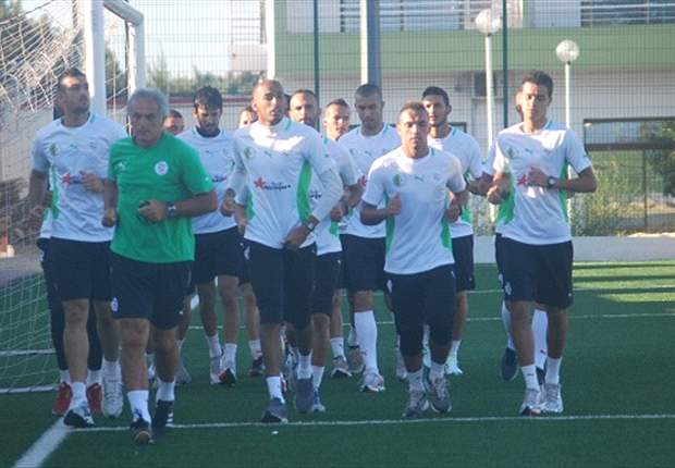 Algeria name roster ahead of Libya clash