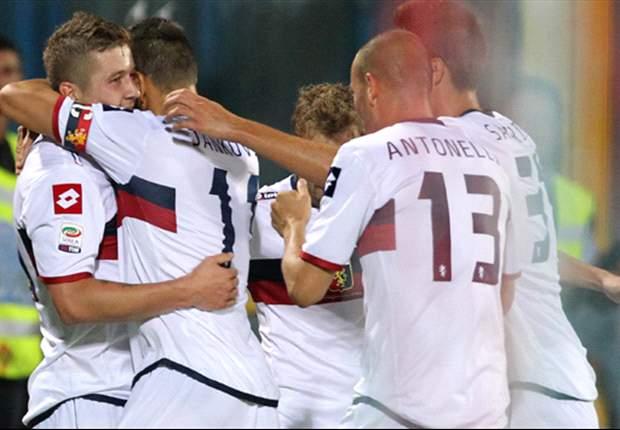 """Bertolacci, non c'è due senza tre: """"Contro la Juventus ho bei ricordi, il Genoa cercherà di dare il massimo domenica"""""""
