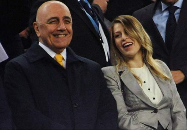My father & Galliani get on fine - Barbara Berlusconi
