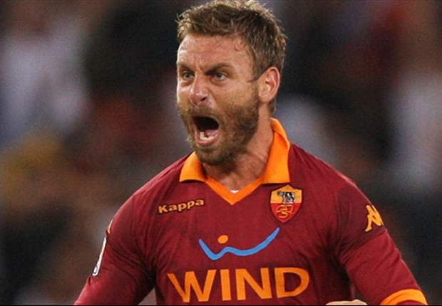 De Rossi: Aiming for Scudetto would be wrong for Roma