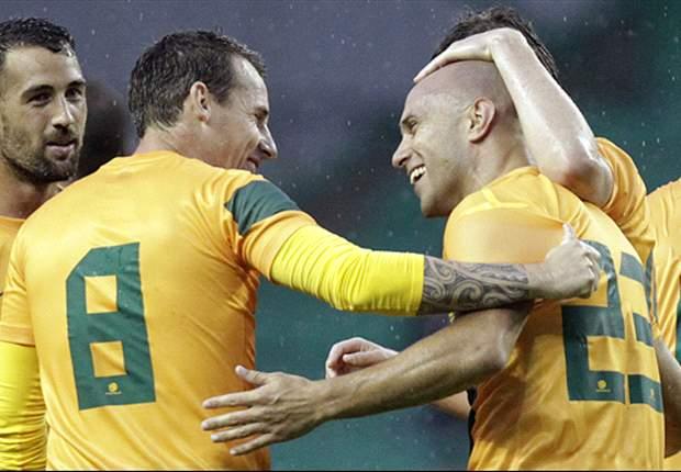 International friendly preview: Lebanon v Australia